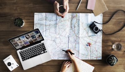 How to Have a Business Trip Affair