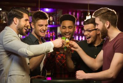 is having an affair at a bachelor party cheating